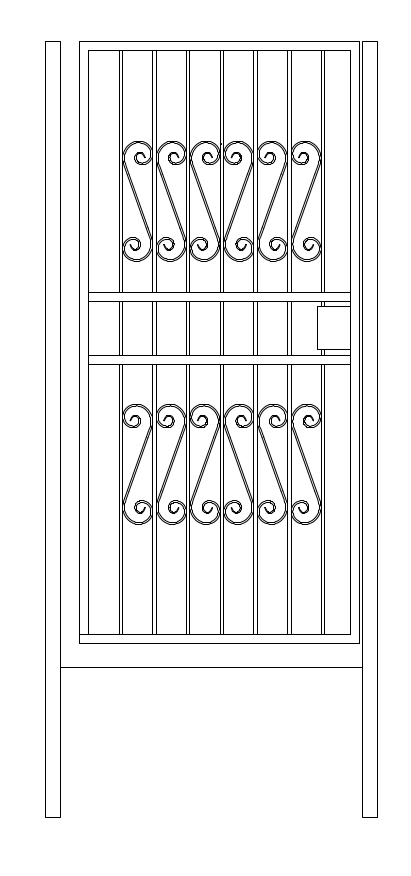 Security gate with lock.png