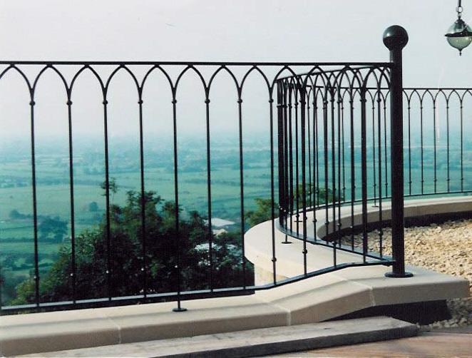 Simple gothic railings. Style A.jpg