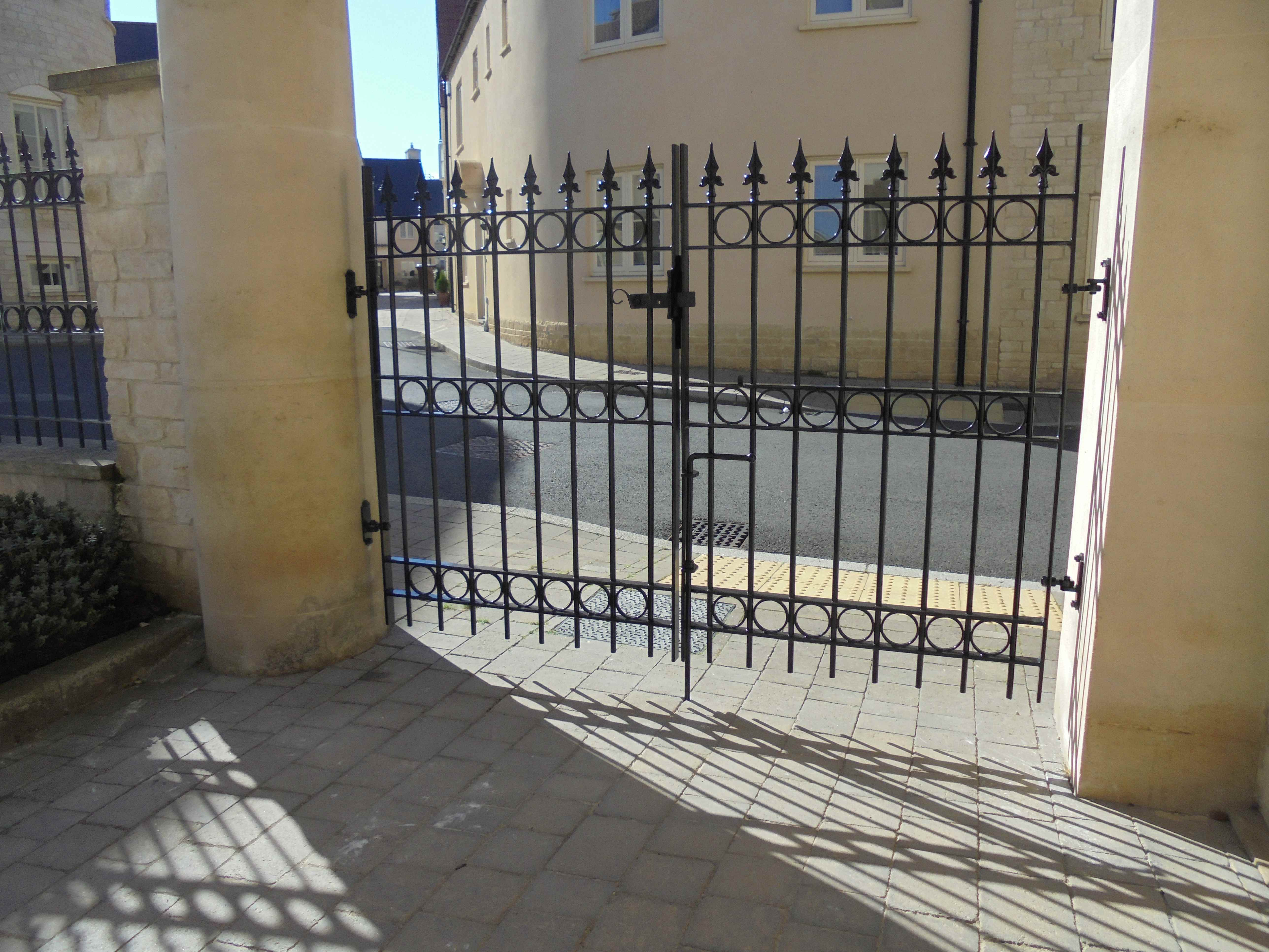 driveway-gates-adapted-staffordshireother